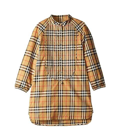 Burberry Kids Elodie Check Dress (Little Kids/Big Kids)
