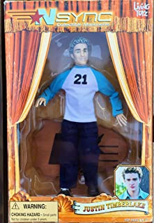 Living Toyz 'NSync Collectible Marionette - Justin Timberlake Doll