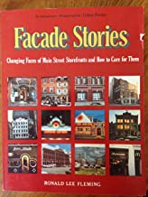 Facade Stories: Changing Faces of Main Street Storefronts and How to Care for Them
