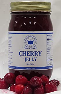 Cherry Jelly, 18 oz