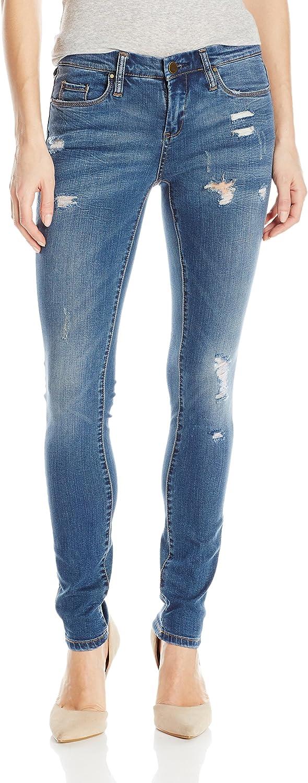 [BLANKNYC] Women's Skinny Classique Distressed Jean