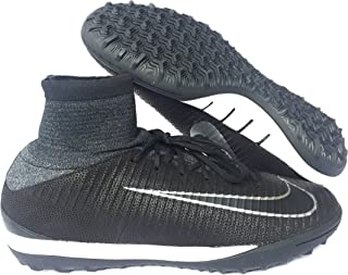 Mercurial X Proximo II TC TF New Black [852536-001] US Men SZ 10.5