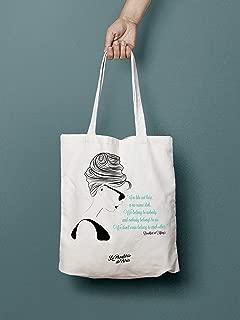 Bolso de desayuno en Tiffany'S - Bolso de mano Audrey Hepburn - Regalo mujer - Desayuno en Tiffany'S Tote - Regalo de la película - Regalo para ella