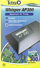 Tetra Whisper Air Pump for Deep Water Applications