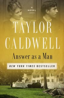 Answer as a Man: A Novel