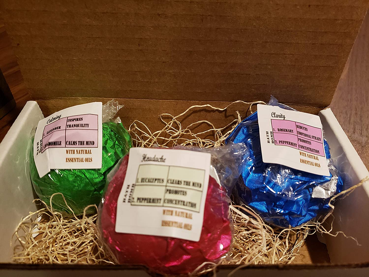 Set of 3 Bath Bombs in Bourbon Vanilla by Aromat and Max 61% OFF OFFicial shop with Pepper