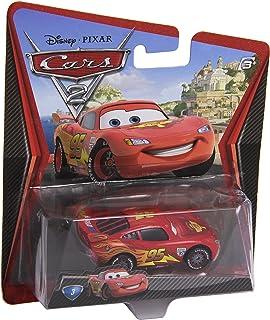 Toy Zany Disney Pixar Cars 2Die Cast Lightning Mcqueen # 3