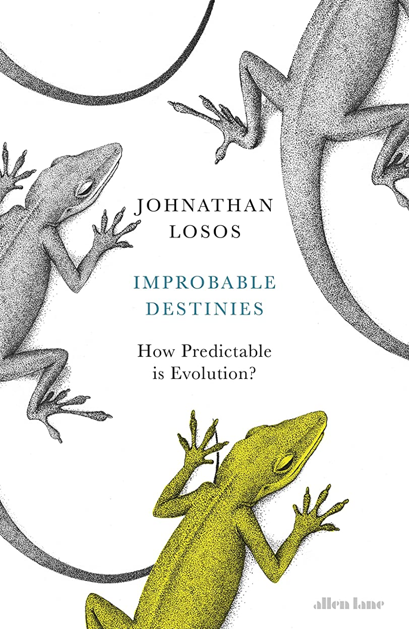 プロペラ塗抹エジプトImprobable Destinies: How Predictable is Evolution? (English Edition)