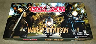 Harley-Davidson MONOPOLY *Authorized Edition* 1997