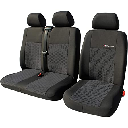 Pokter Alc T6 Transporter Maßgefertigte Sitzbezüge Gt Grün Auto