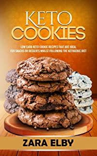 Keto Cookies: Low Carb Keto Cookie Recipes That Are Ideal