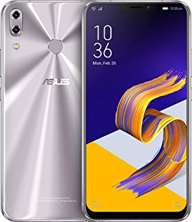 Asus Zenfone 5 ZE620KL Dual SIM - 64GB, 4GB RAM, 4G LTE, Meteor Silver