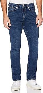 MERAKI Jeans Slim Fit Uomo, Cotone Organico