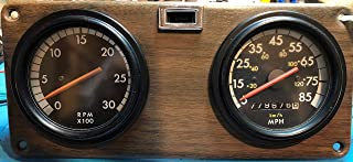 USED DASHBOARD INSTRUMENT CLUSTER 1998 FOR FREIGHTLINER