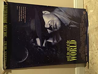 Until the End Of the World POSTER Movie (27 x 40 Inches - 69cm x 102cm) (1991)