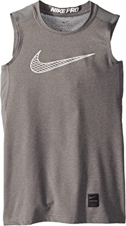 Nike Kids - Pro Top Sleeveless Fitted HBR (Little Kids/Big Kids)