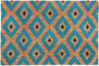 Kimberley Blue Doormat - Fab Habitat Australia (60x90cm)