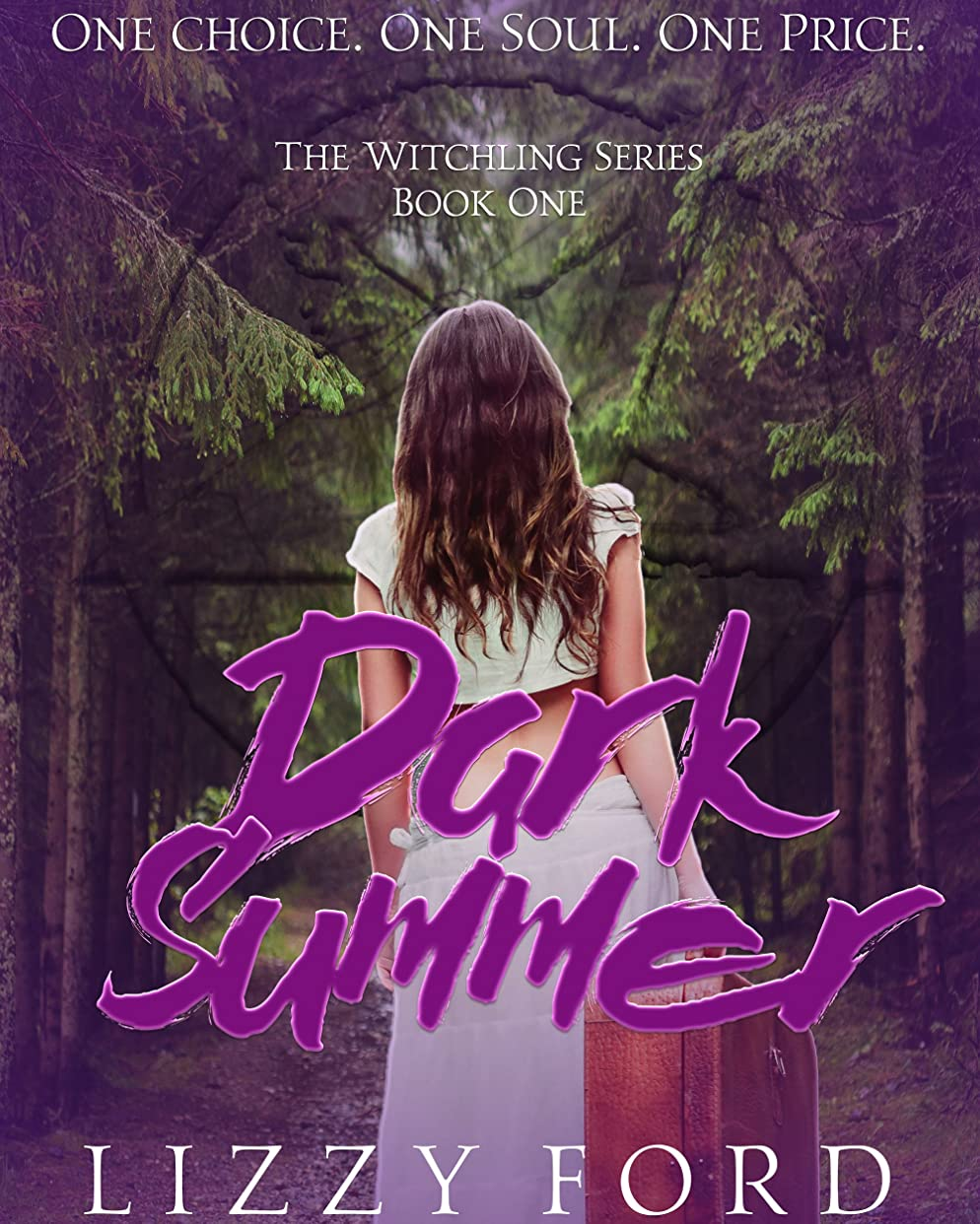 たっぷり海意志に反するDark Summer (Witchling Series Book 1) (English Edition)