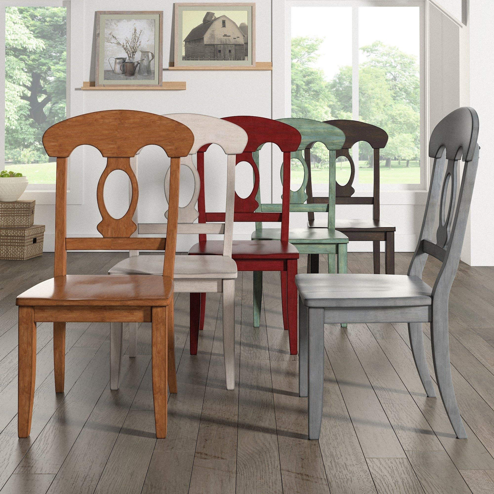 rustic dining chairs - HD 2000×2000