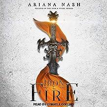 Iron & Fire: Silk & Steel Series, Book 2