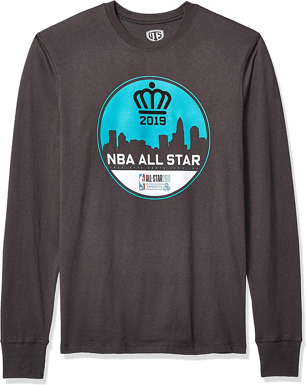 OTS Men's NBA Max 56% OFF All-Star Game Sleeve Rival Long All items in the store Tee