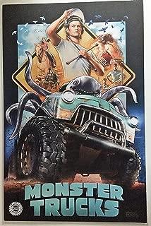 Best monster trucks poster 2017 Reviews