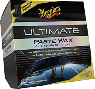 MEGUIAR'S G18211 11 Ounce Ultimate Paste Wax