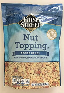 Best nut toppings for ice cream Reviews