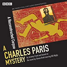 charles paris mysteries audiobook