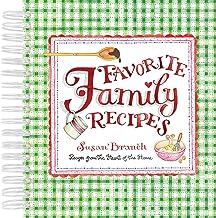 Recipe Keepsake Book – Favorite Family Recipes