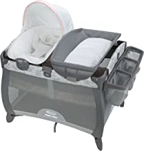 Graco Pack 'n Play Playard   Includes Deluxe Portable Napper, Full-Size Infant Bassinet, and Diaper Changer, Diana