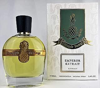 Parfums Vintage Emperor EXTRAIT 100ml/3.4oz Eau de Parfum New in Box