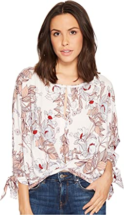 Free People - Printed Keepin On Tee