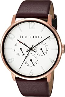 a8d63c4a94a Ted Baker Men s Smart Casual Dark Red