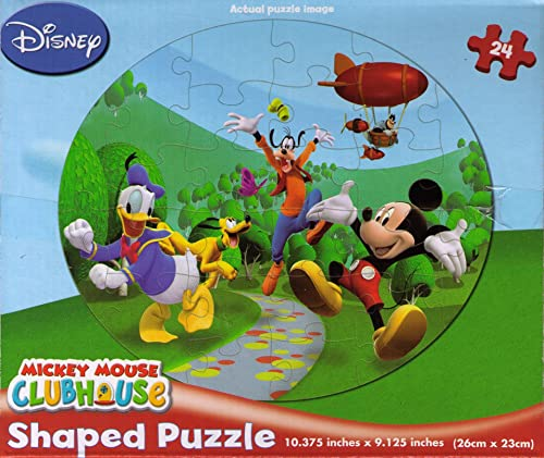 1 Mickey Mouse Clubhouse Puzzle Set 24 Pieces