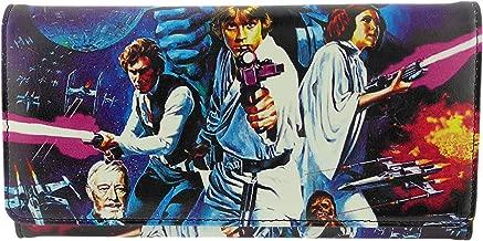 Star Wars Ladies Leather Poster Wallet