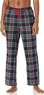 Amazon Essentials Women's Lightweight Flannel Pajama Pant
