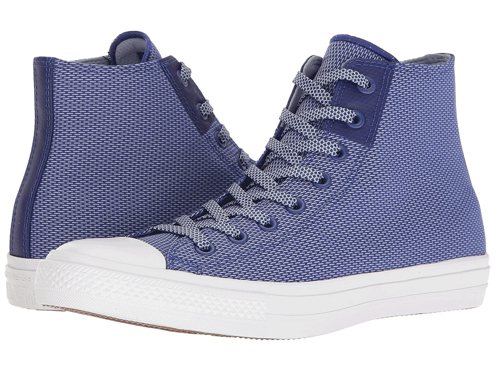 Converse Chuck Taylor® All Star® Chuck II Woven HiCheap and distinctive eye-catching shoes