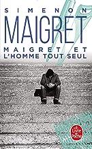 Maigret Et Lhomme Tout Seul by Georges Simenon - @Mycar.com.br