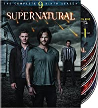 supernatural season dvds
