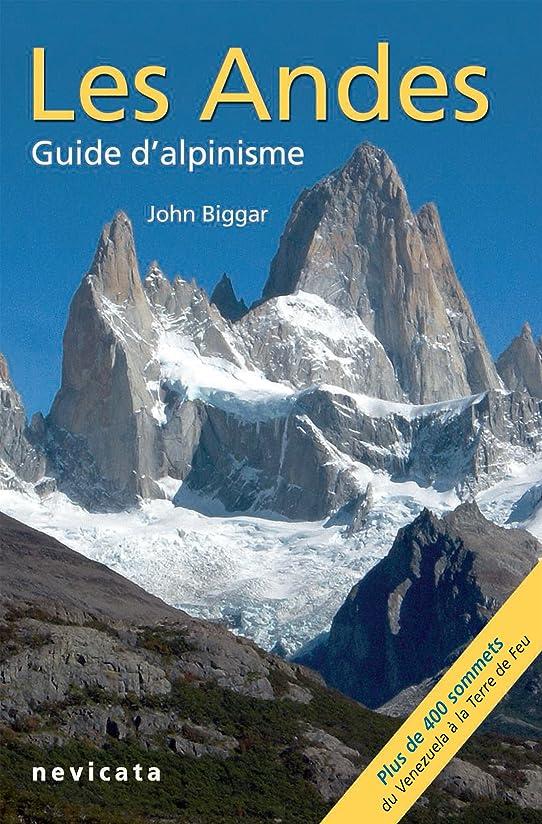 湿気の多いしみ妥協Cordillera Occidental : Les Andes, guide d'Alpinisme (French Edition)