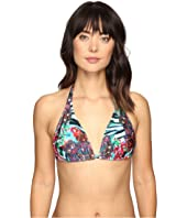 Luli Fama - Like a Flame D/DD-Cup Halter Bra