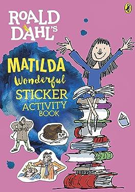 Wonderful Matilda Sticker Activity Book
