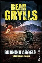 Burning Angels - Jagd durch die Wildnis (Will Jaeger 2) (German Edition)