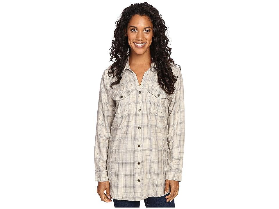 Royal Robbins Beechwood Wool Blend Long Sleeve (Sandstone) Women