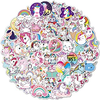 Stickers for Water Bottles, My Little Pony Stickers 100 Pcs/Pack Hydroflask Cute Vinyl Vsco Aesthetic Waterproof Stickers ...