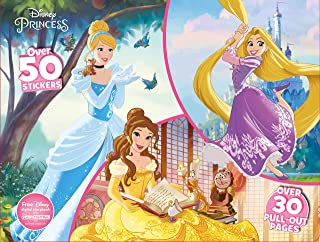 Disney Princess (Floor Coloring Pad)