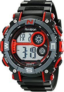 Armitron Sport Men's 40/8284 Digital Chronograph Watch