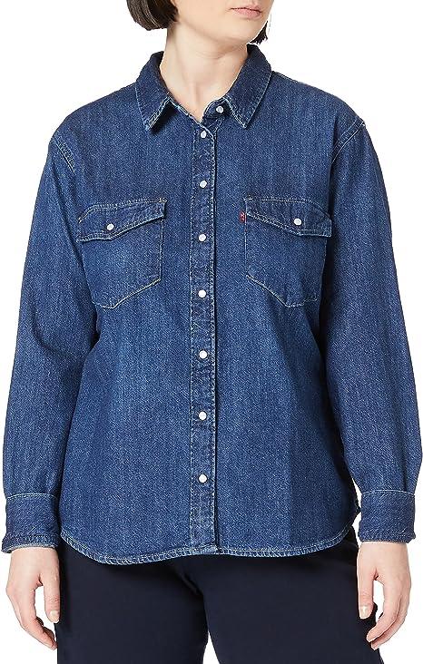 Levis Essential Western Blusa para Mujer