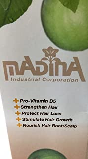 madina herbal hair tonic